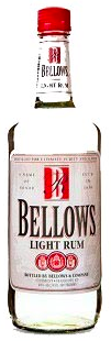 Bellows Light Rum 1.00l - Case of 12